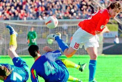 Отборочные матчи чемпионата европы 2012